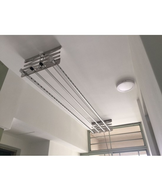 STAINLESS STEEL PULLEY SYSTEM - L115