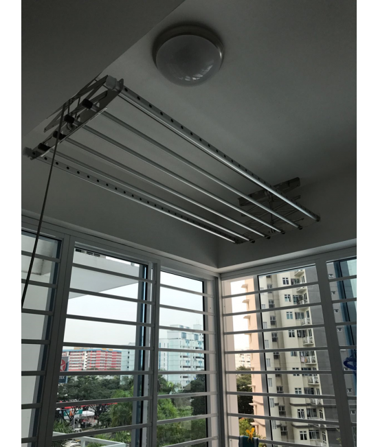 STAINLESS STEEL PULLEY SYSTEM - L116